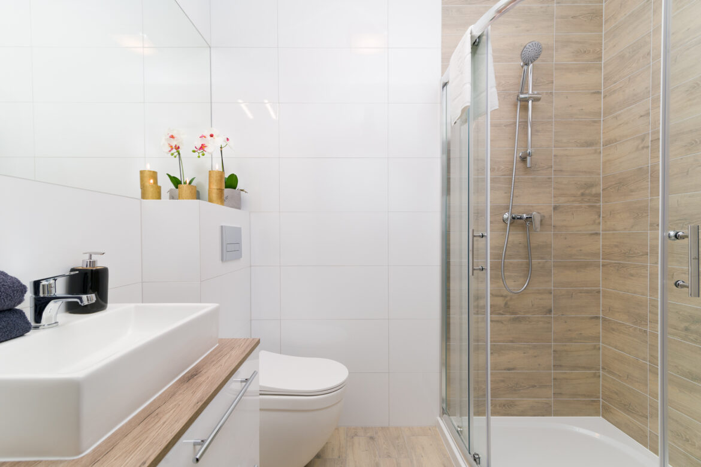 łazienka standard, standard plus